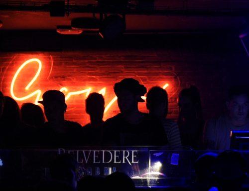 Fiesta en Goya Social Club – Madrid